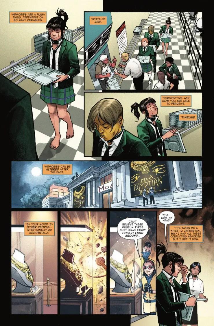 Marvel Preview: Age of X-Man: Prisoner X #3