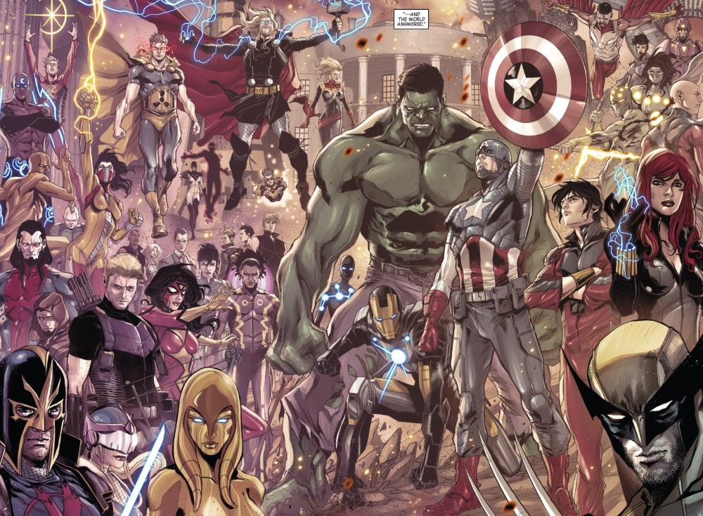 'Avengers World: The Complete Collection' Review