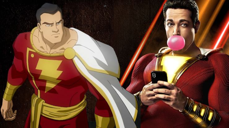 Why DC's Animated Universe Is Better Than the Live Action Films