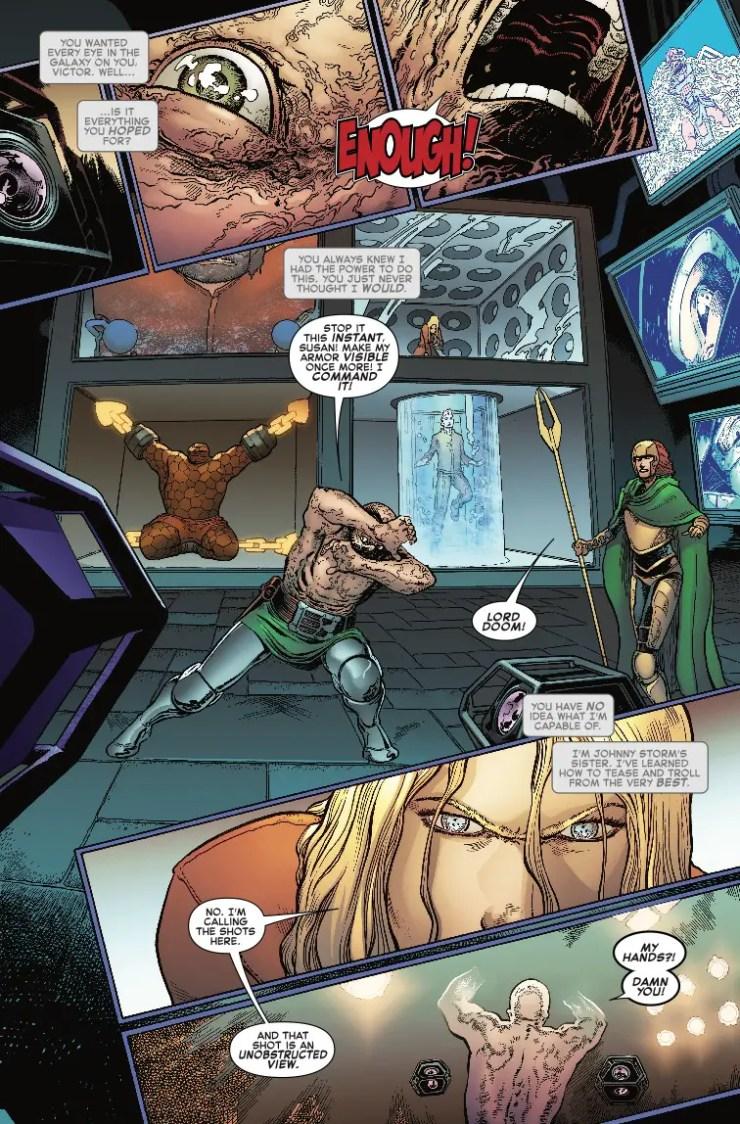 Marvel Preview: Fantastic Four #9