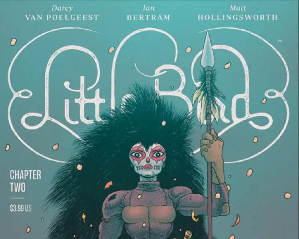 Little Bird #2 review: Rebirth
