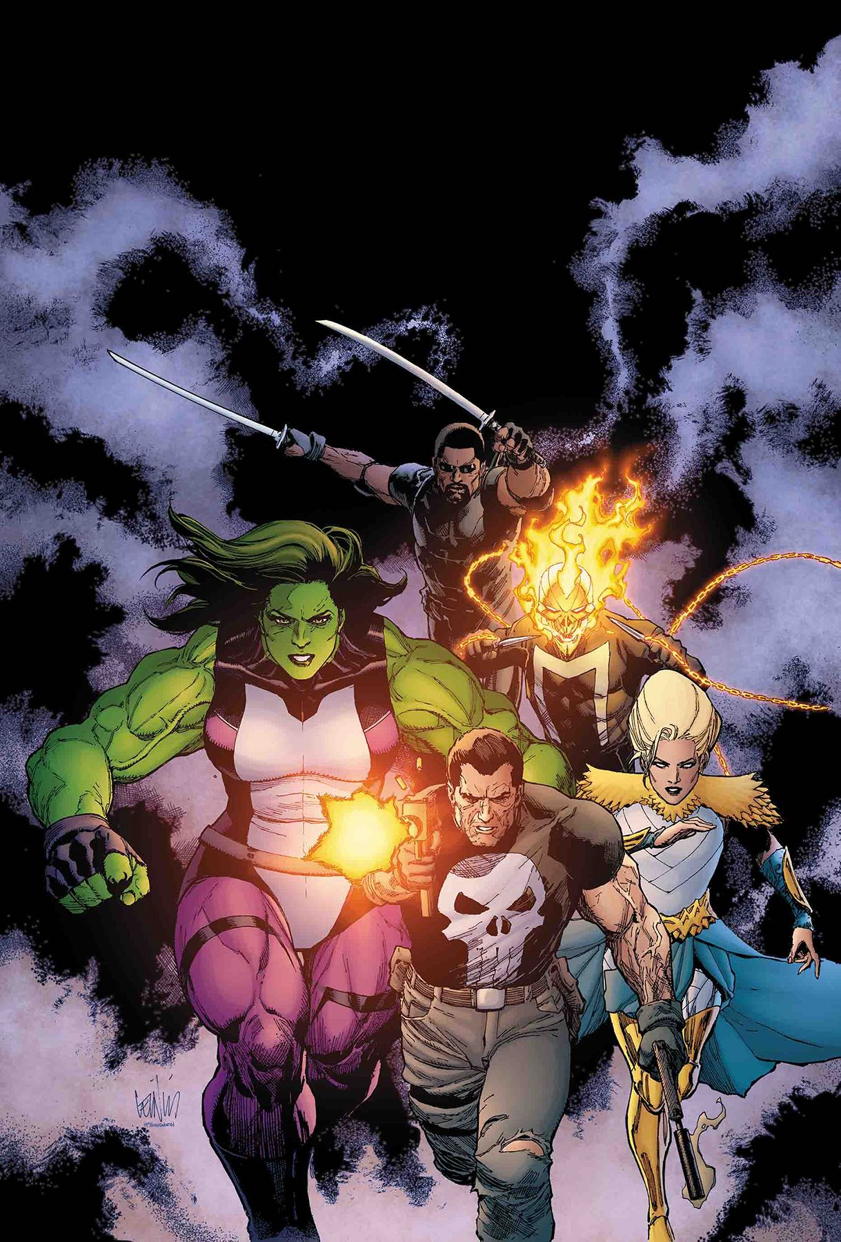 The War of the Realms: Strikeforce - The Dark Elf Realm #1 Review