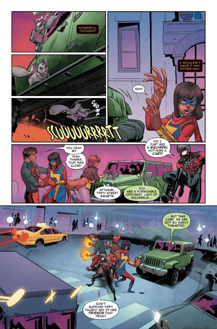 Marvel Preview: Marvel Rising #2