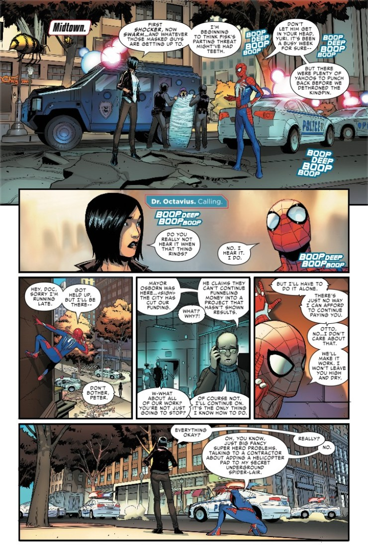 Marvel Preview: Marvel's Spider-Man: City At War (2019) #2 (of 6)