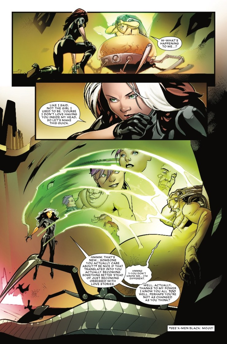 Marvel Preview: Mr. and Mrs. X #10