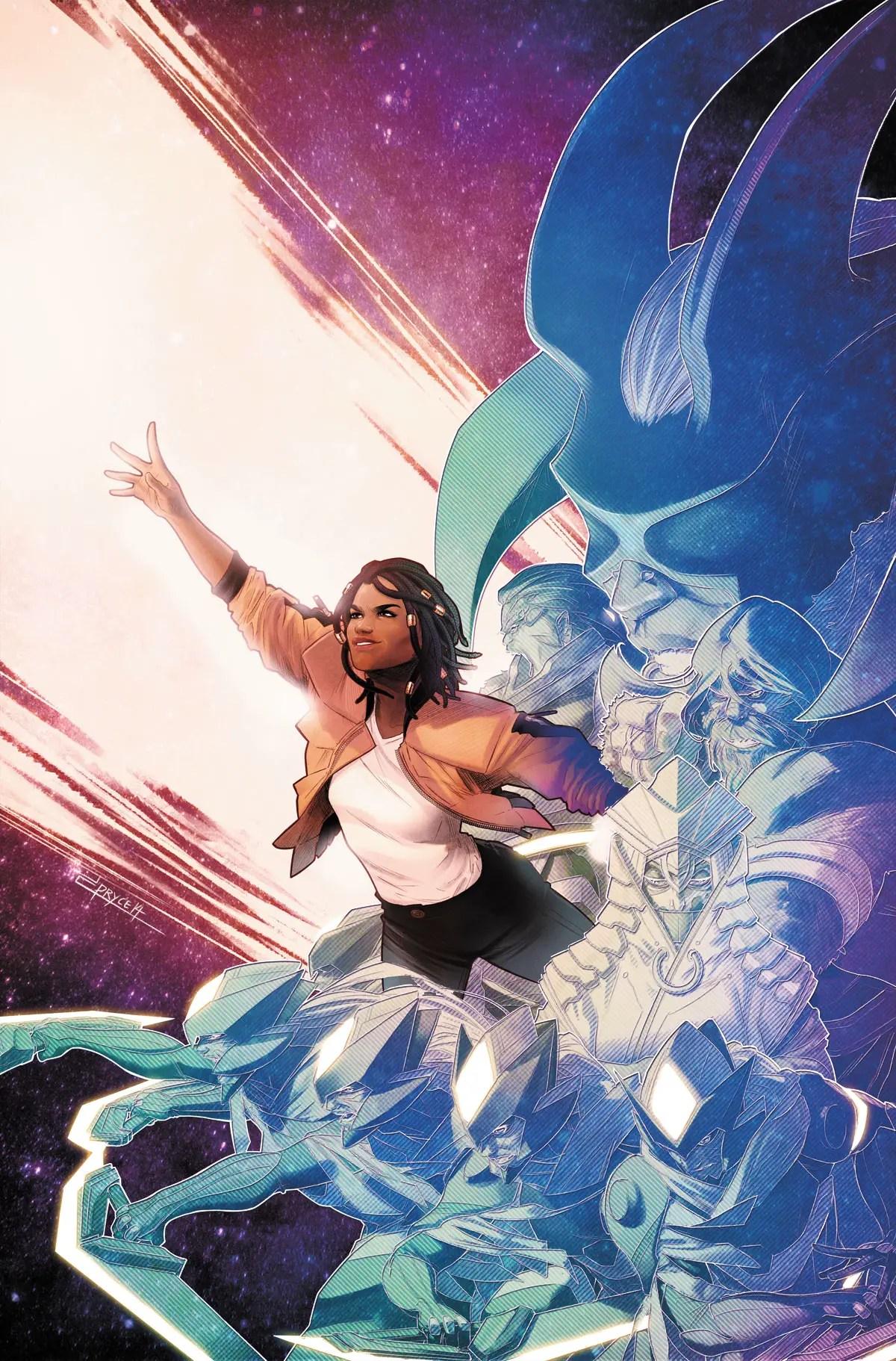 Naomi #4 review: Origin