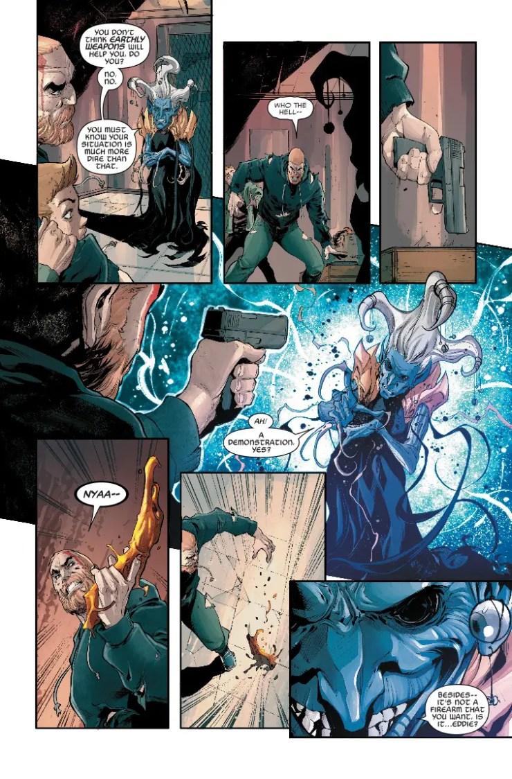 Marvel Preview: Venom #13
