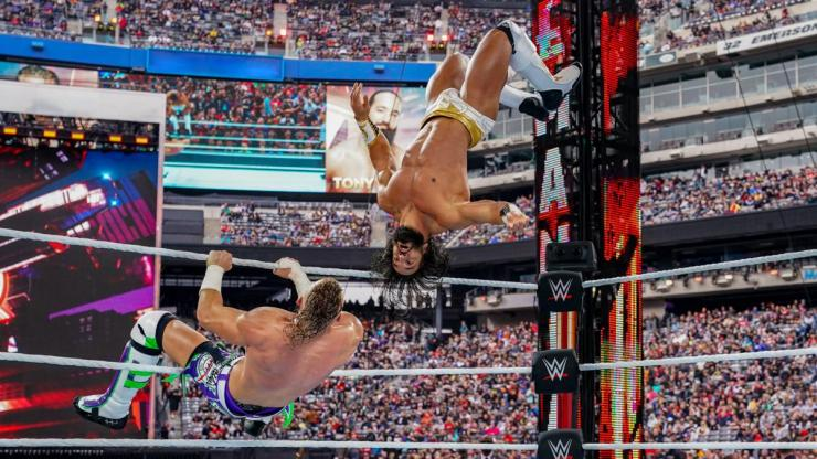 Three of WWE's most popular talents had huge title matches, but did WrestleMania 35 deliver?