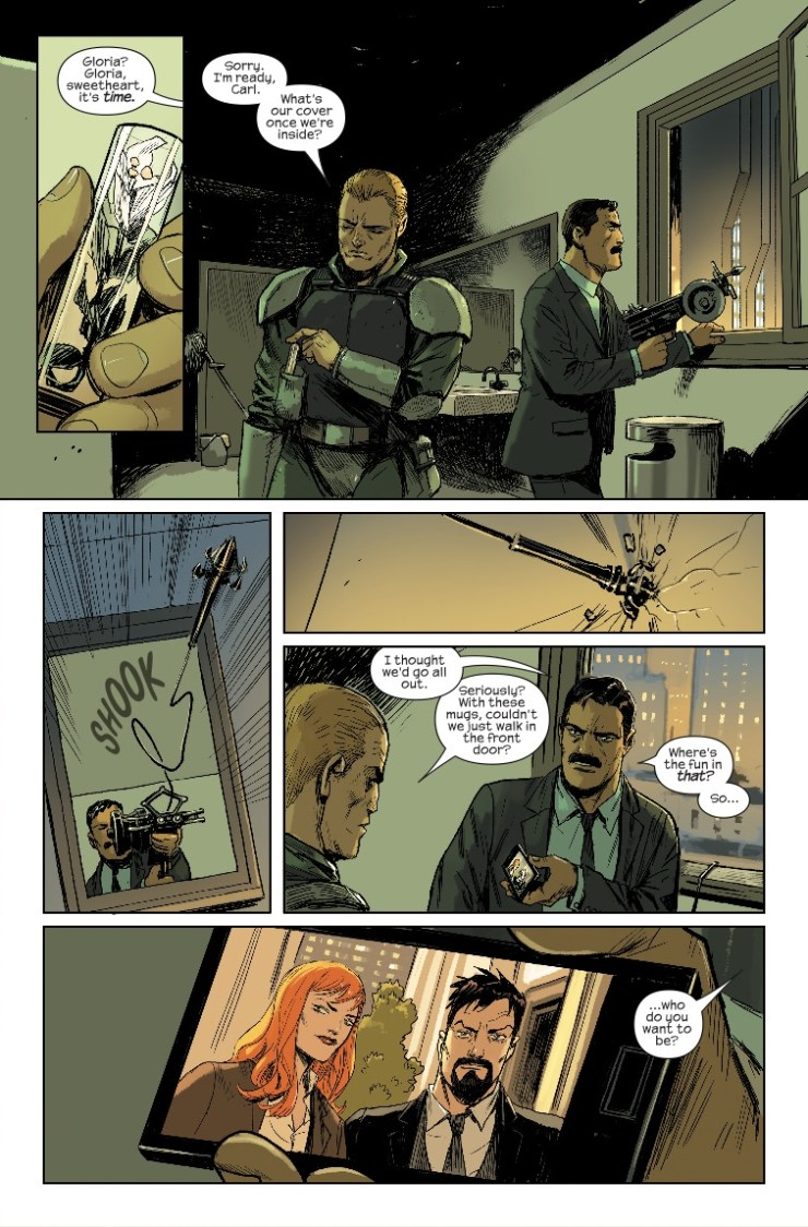 Marvel Preview: Meet the Skrulls #3