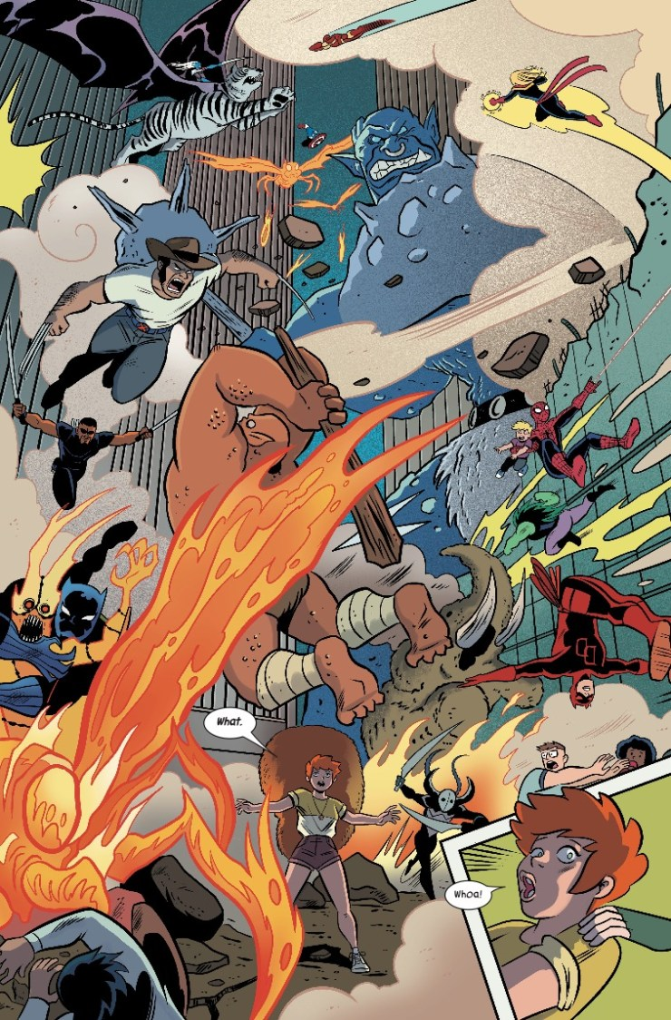 Marvel Preview: The Unbeatable Squirrel Girl #43