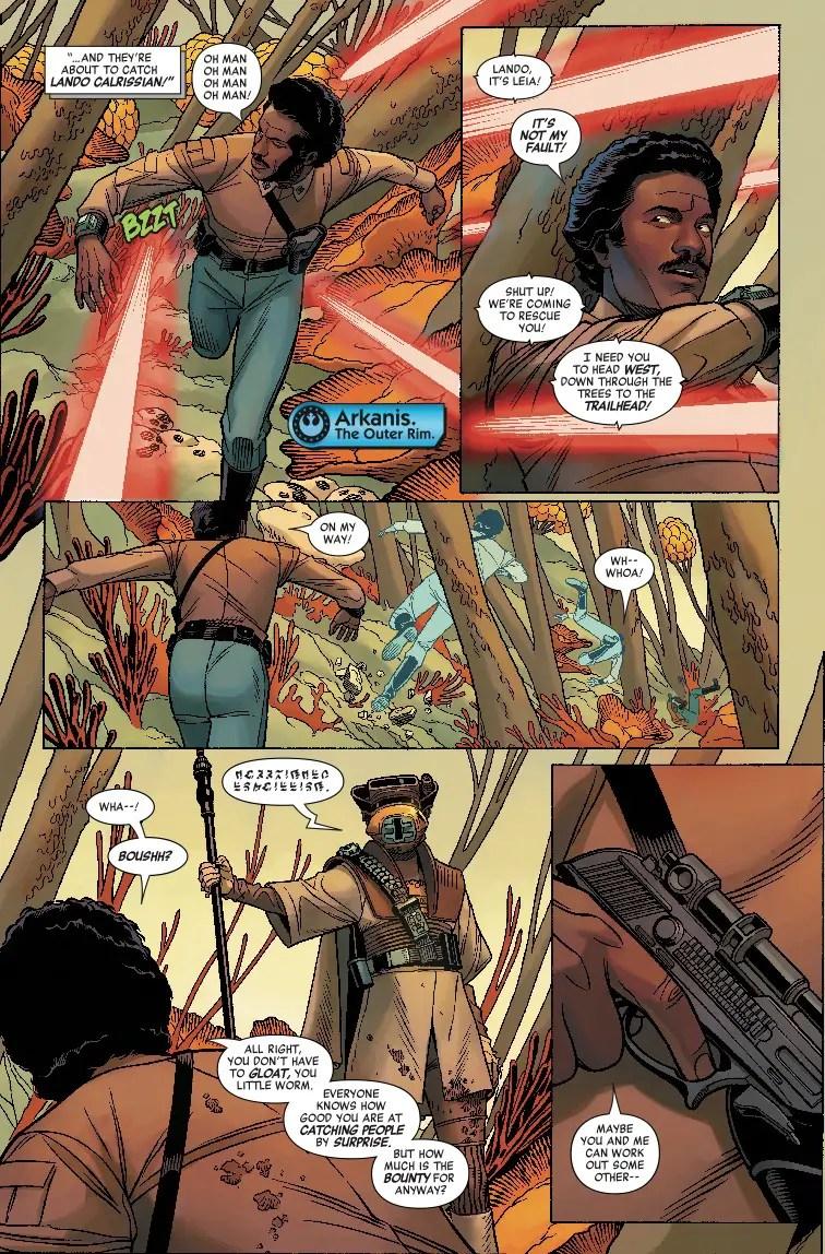 Star Wars: Age Of Rebellion - Princess Leia #1 Review