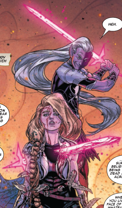 This fan favorite Marvel hero dies in War of the Realms #2