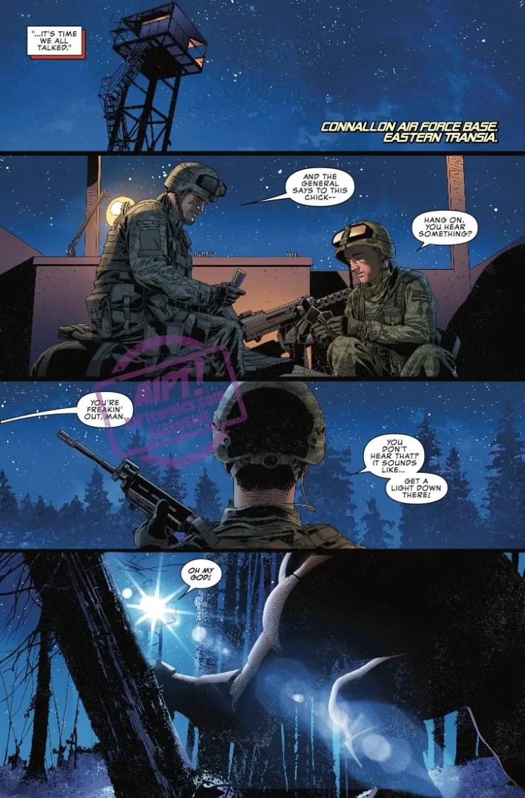 EXCLUSIVE Marvel Preview: Uncanny X-Men #16