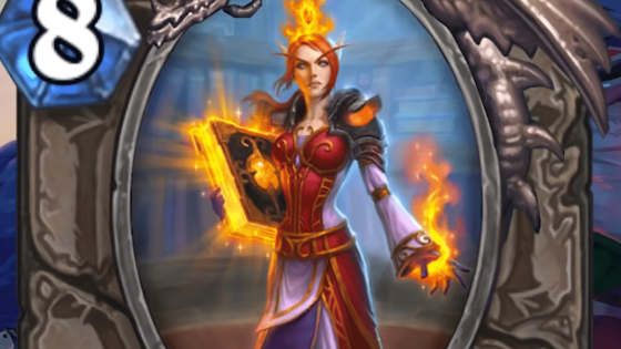 A Violet Hold curator with an intriguing Battlecry is the latest Legendary in Rise of Shadows.