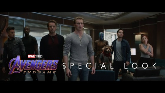 'Avengers: Endgame' special look reveals the Avengers regrouping for a Thanos rematch
