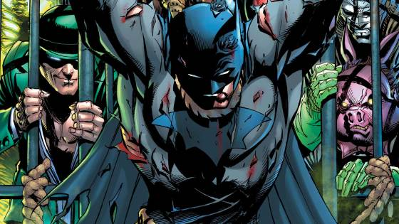 Batman #70 review: The Fall and the Fallen Part 1