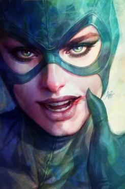 catwoman #13 lau