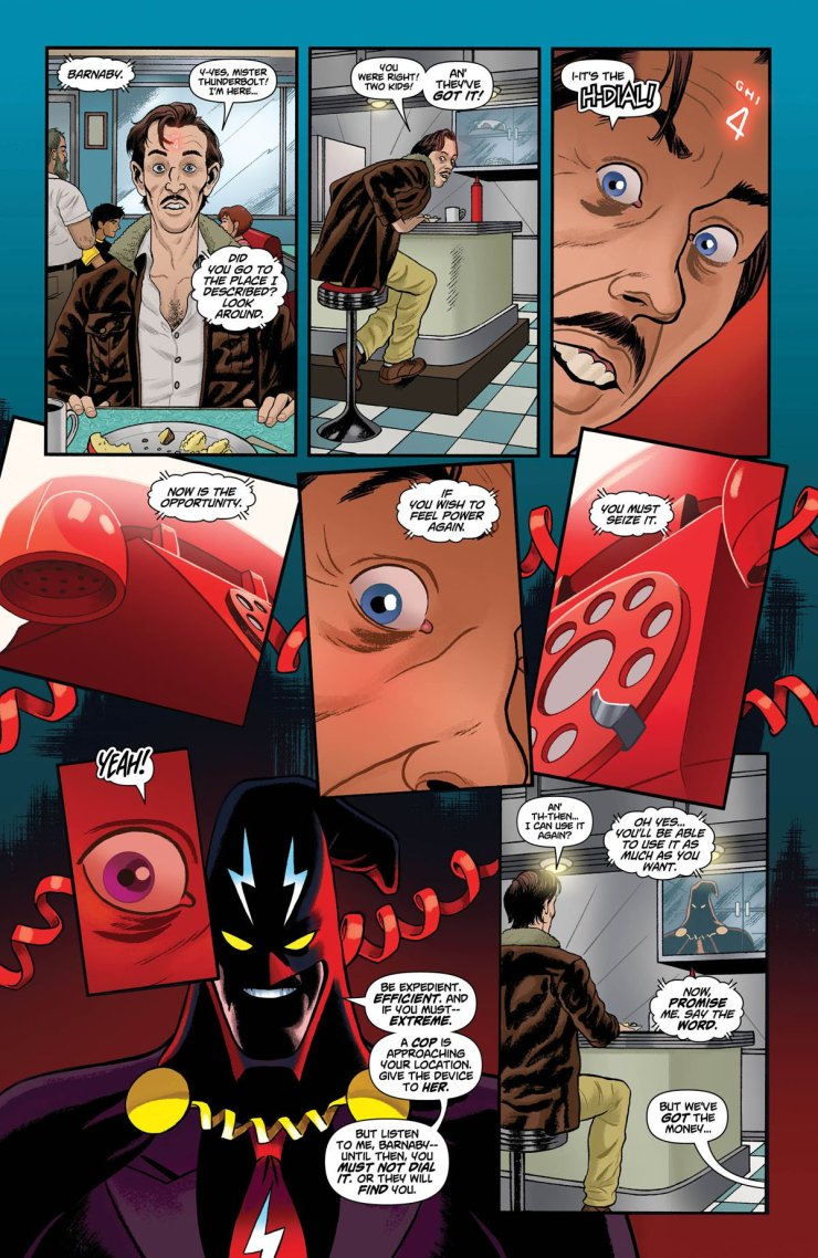 Dial H for Hero #2 review: An inescapable allure