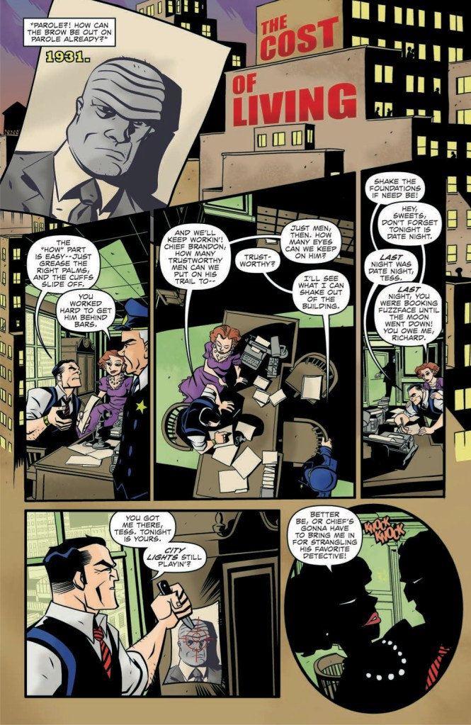 Dick Tracy Forever #1 Review