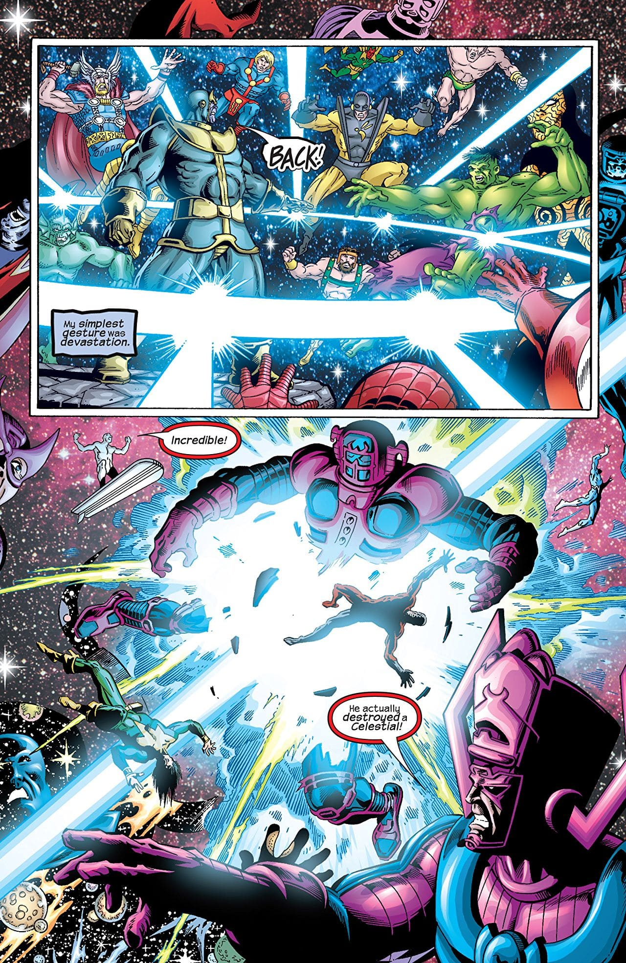 """""""Marvel Universe: The End"""" review -- they can't all be winners"""