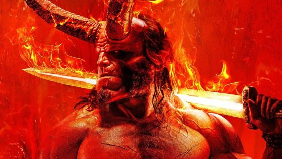 The 'Hellboy' reboot sounded enticing.