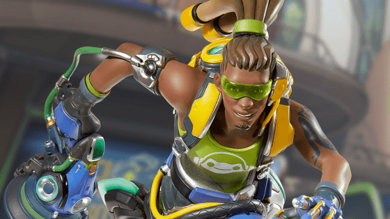 You can now pre-order this stunning new statue of Overwatch's Lúcio