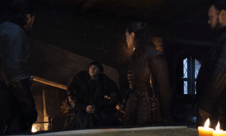 Game of Thrones: A key scene with Bran foreshadows the ultimate Night King confrontation