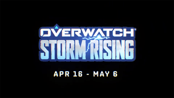 Overwatch's new Archive event, Storm Rising, is now live