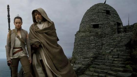 Could Rey create her own order of Force users in honor of Luke Skywalker?