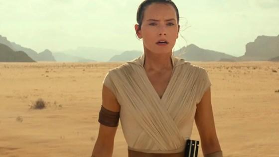 Watch: Star Wars Episode IX teaser trailer