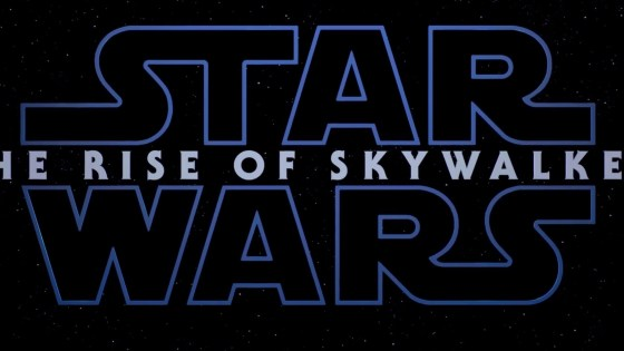 This December, it's The Rise of Skywalker.