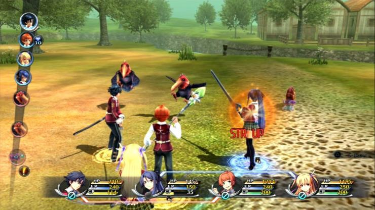 The Legend of Heroes: Trails of Cold Steel (PS4) Review: A class of its own