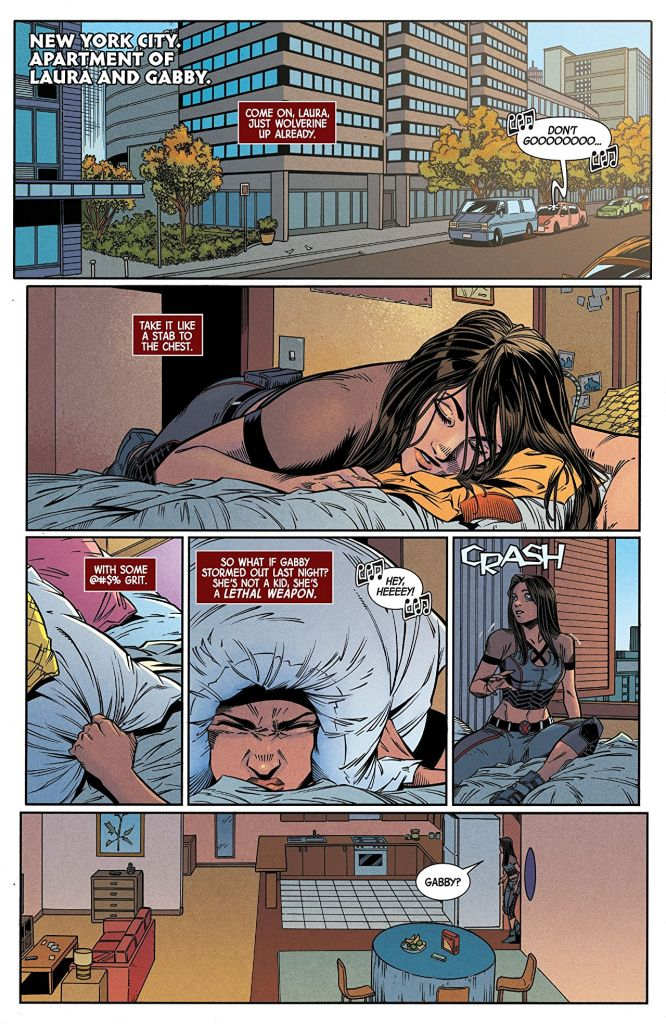 X-23 #12 Review: Family Matters