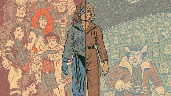Plus, Piskor looks ahead to what comes after X-Men: Grand Design - X-Tinction.