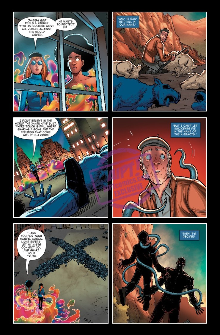 EXCLUSIVE Marvel Preview: Age Of X-Man: Apocalypse & The X-Tracts #3