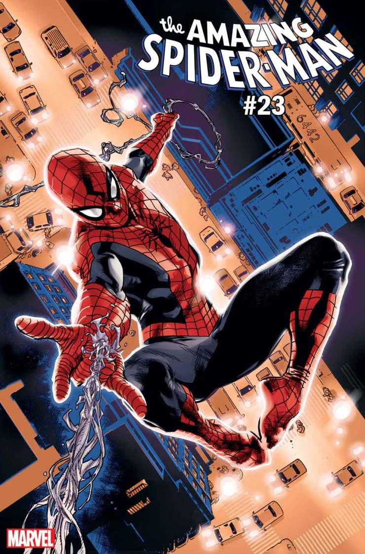 Check out the sweet Spider-Man suit variant covers out June 2019