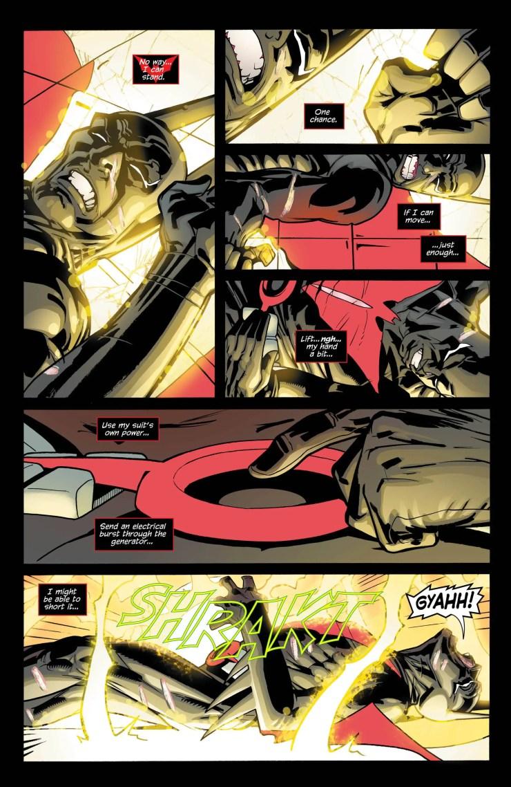 Batman Beyond #32 Review