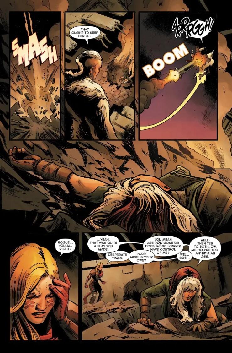 Marvel Preview: Captain Marvel #5
