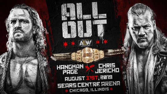 AEW World Championship match set for 'All Out' in August
