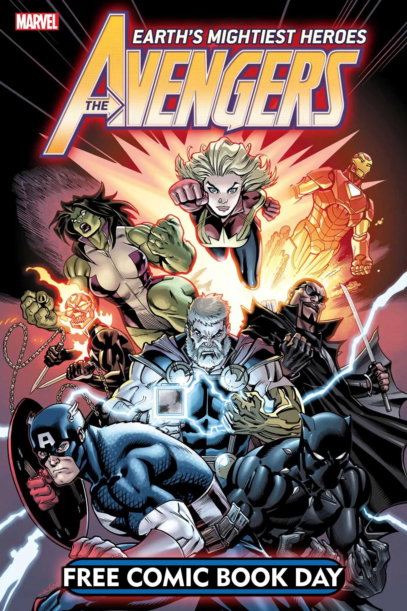 FCBD 2019: Avengers #1 review: Big superhero storytelling