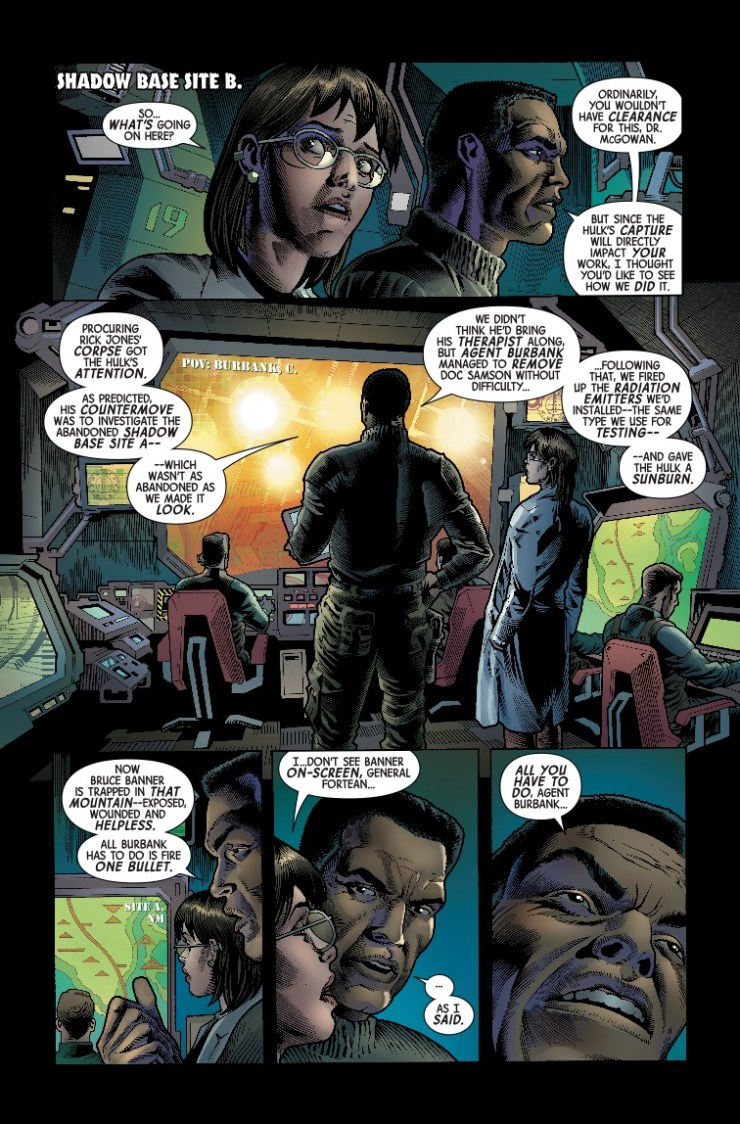 Marvel Preview: Immortal Hulk #17