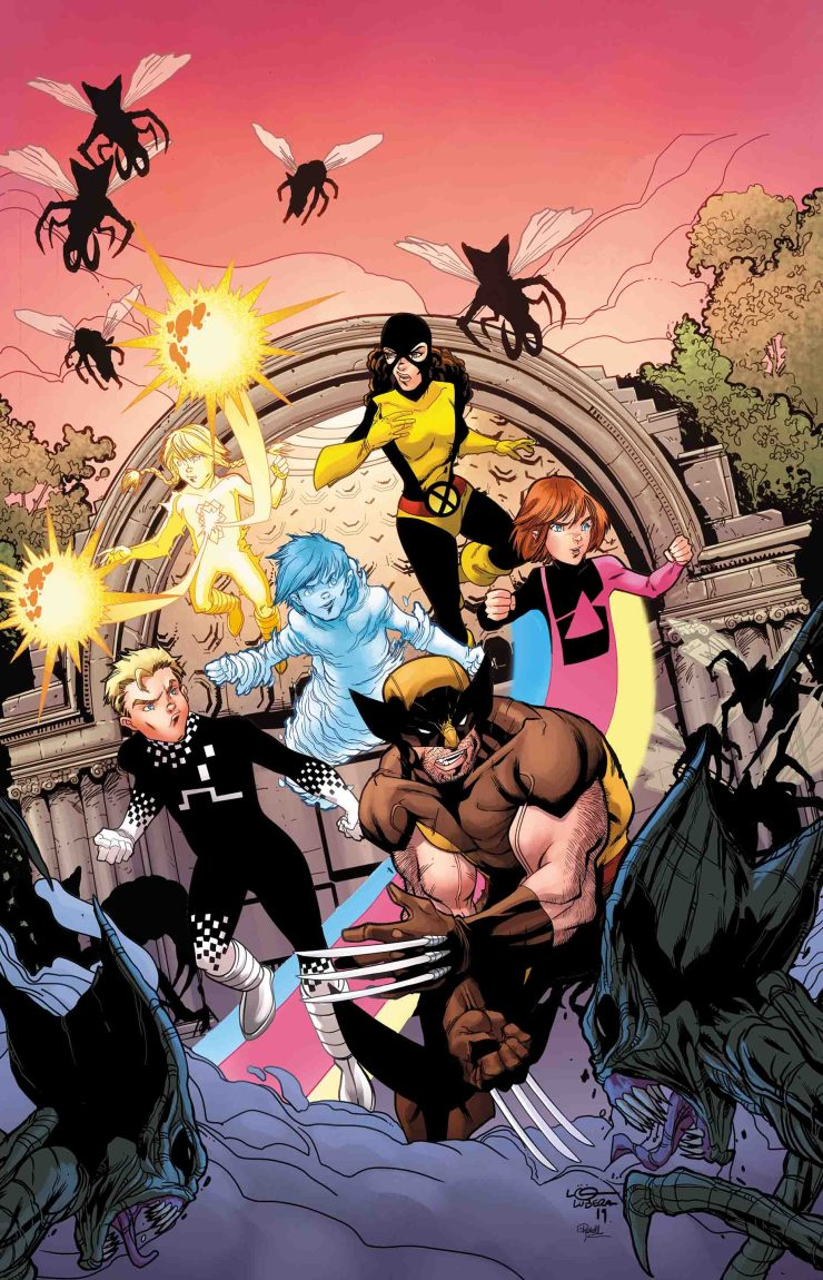 New details emerge about the X-Men, Spider-Man, Star Wars, and more!
