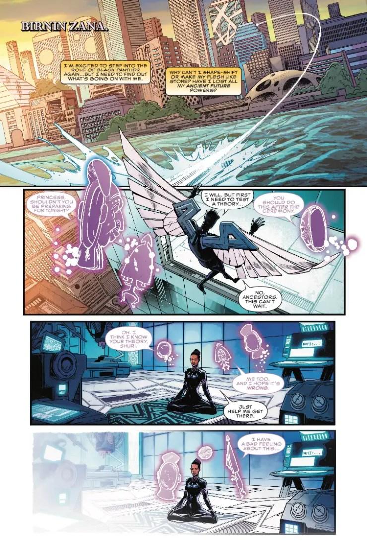 Marvel Preview: Shuri #8