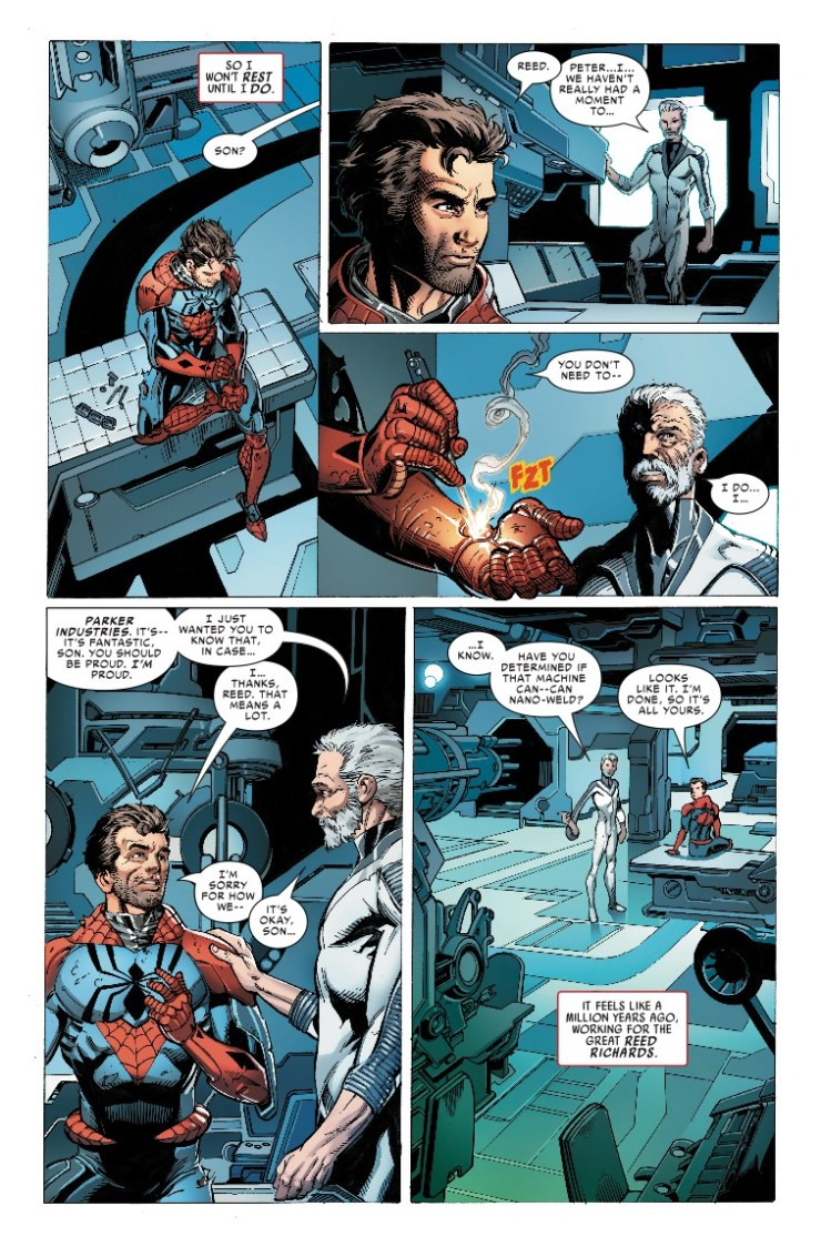 Marvel Preview: Spider-Man: Life Story #3
