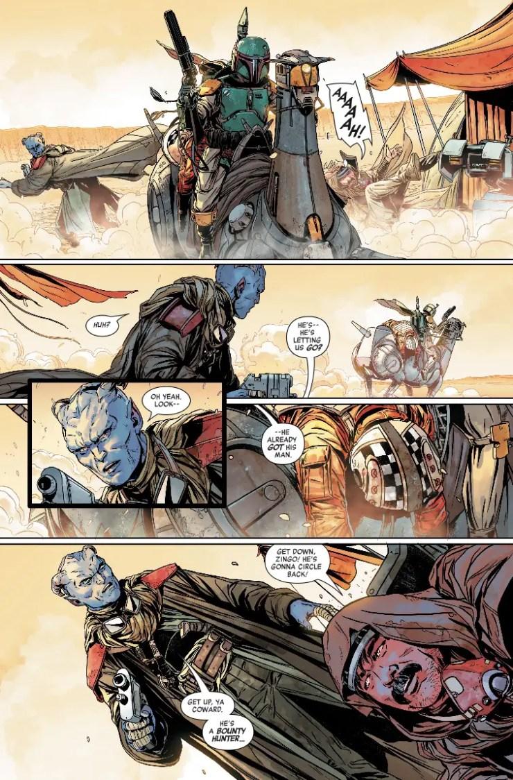 Marvel Preview: Star Wars: Age Of Rebellion - Boba Fett (2019) #1