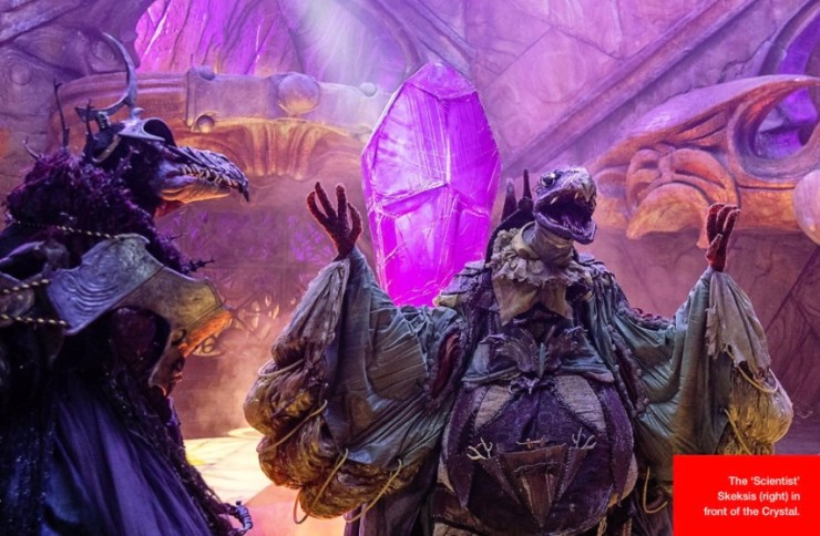 First Look: Netflix's 'The Dark Crystal : Age of Resistance' images