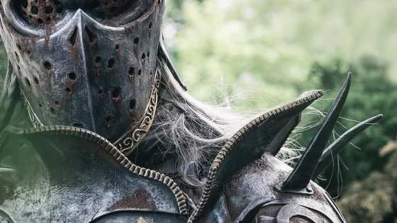 For Honor: Apollyon cosplay by Germia