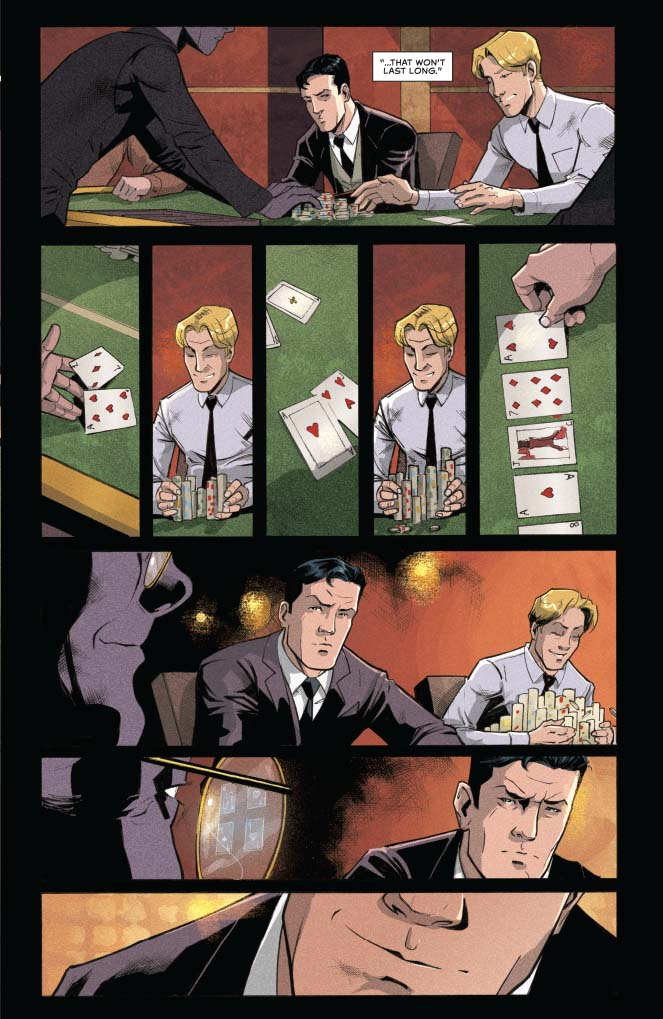 James Bond 007 #7 Review
