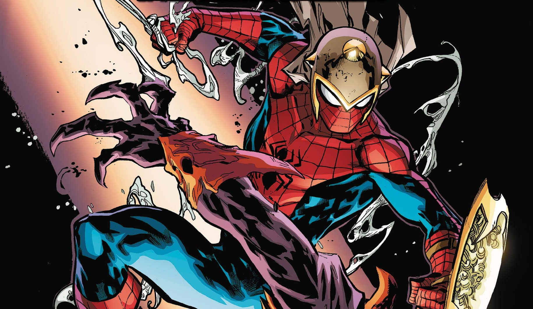 Spider-Man and The League of Realms #2 review: Oops, all tropes!