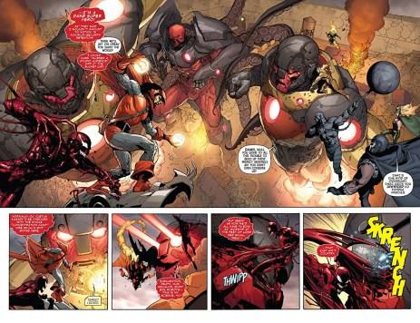 Digging through the Dumps: 'Avengers & X-Men: AXIS'